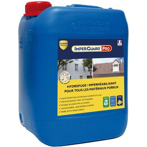 ImperGuard Pro Hydrofuge et Imperméabilisant haute performance matériaux poreux