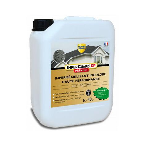 Imperguard XP Premium - Imperméabilisant pour matériaux - jusqu'à 40m² - 5 L