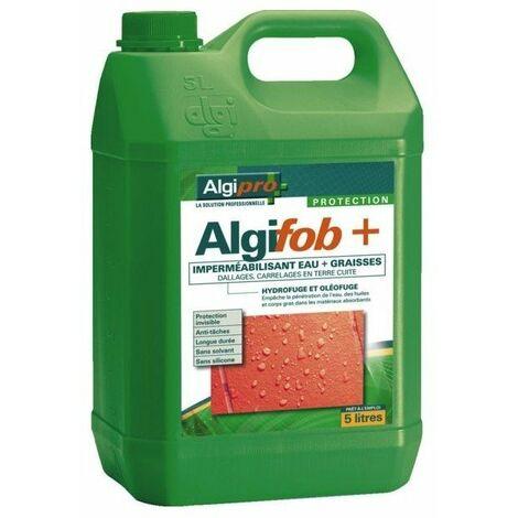 Impermeabilisant algifob + 5 l