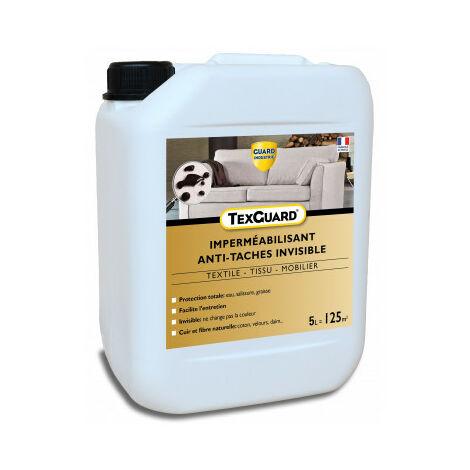 Imperméabilisant anti taches - TEXGUARD (+ pulvérisateur offert) 2L ou 5L