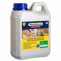 Imperméabilisant bois anti tache - WoodGuard Pro 5L