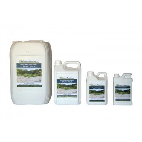 Imperméabilisant eau et huile