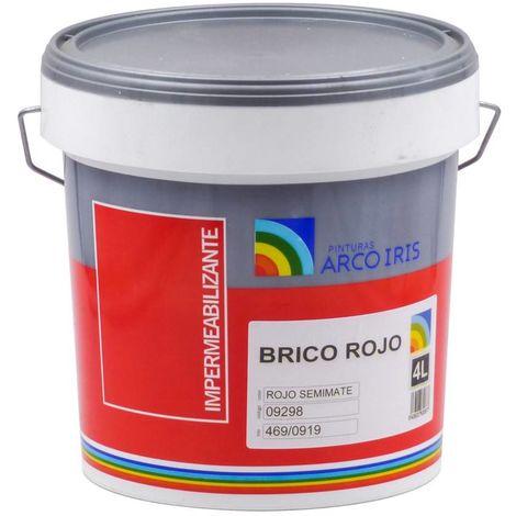 Imperméabilisation Brico rouge Arcoiris