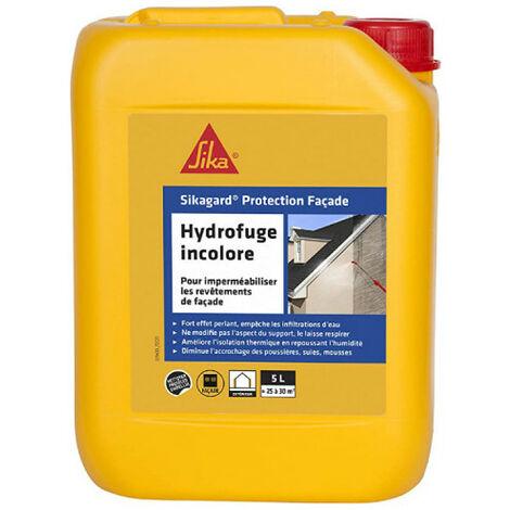 Impermeabilización de fachadas SIKA Sikagard Protection - 5L