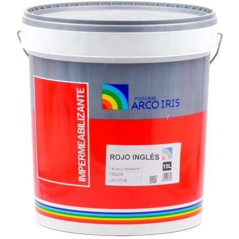 Impermeabilizante Antigoteras Profesional Arcoiris 15 L