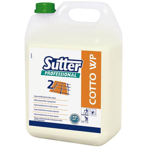 Impermeabilizante base agua Cotto WP 5kg