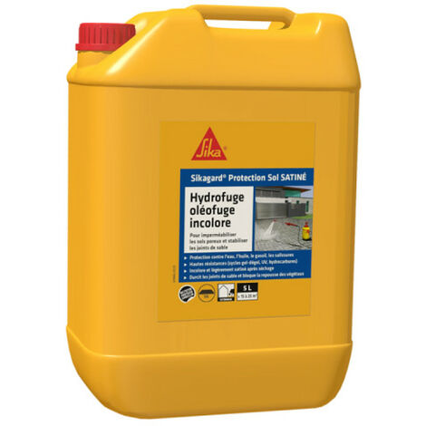 Impermeabilizante SIKA Sikagard Ground Protection SATINE - 20L