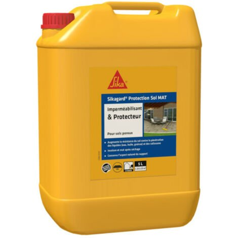 Impermeabilizante SIKA Sikagard Protection Sol MAT - 20L