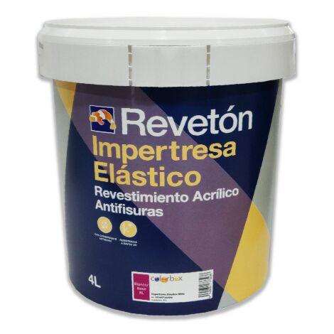 IMPERTRESA ELASTICO MATE 4 LT | Blanco 001