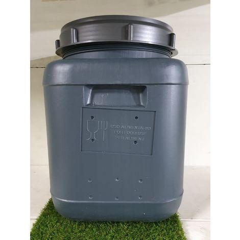 Importación Bidón pvc 20 litros tapa con rosca