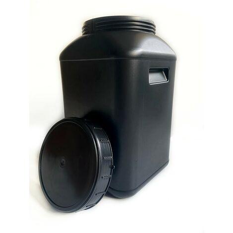 Importación Bidón pvc 30 litros tapa con rosca