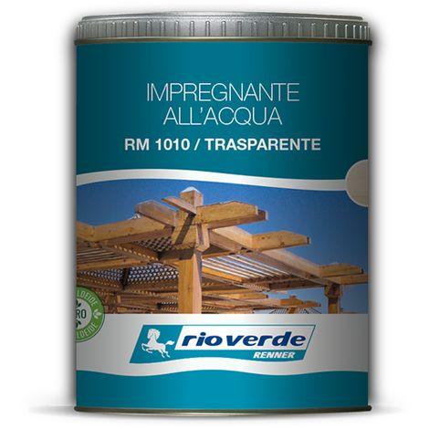 Impregnante Ad Acqua Effetto Lucido Per Legno Rio Verde