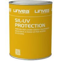 Impregnante finitura legno cerato 750 ml sil-uv protection 901 incolore linvea