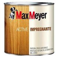 Impregnante Legno a solvente MAX MEYER Active Noce chiaro 0,75 litri