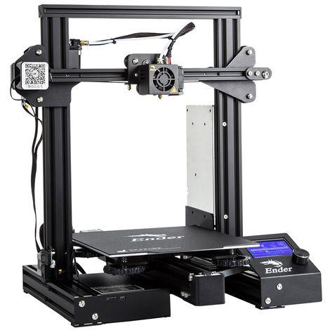 Impresora 3D Creality 3D Ender-3 Pro Ranura en V Prusa I3 DIY LAVENTE