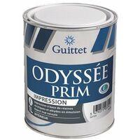 Impression GUITTET Odyssée Prim pour maçonneries et menuiseries intérieures BLANC