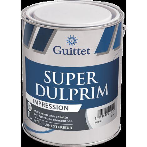 Impression Super Dulprim GUITTET Blanc 1L - 57478 - cpty