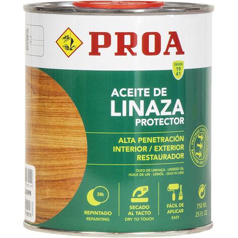 IMPRIMACIÓN ACEITE DE LINAZA