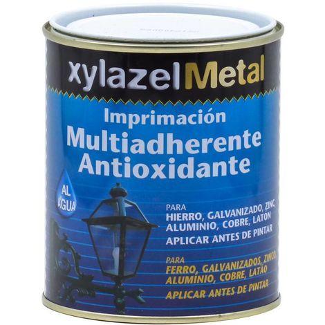 Imprimación para aluminio, cobre, zinc y galvanizado