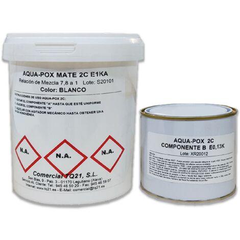 IMPRIMACION EPOXI AL AGUA 2C BLANCO E1K+0,13K