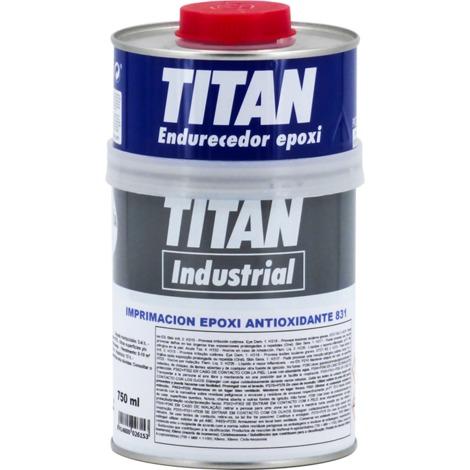 Imprimación Epoxi Anticorrosiva Titan 831 | 750 mL