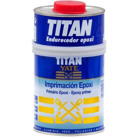 Imprimación Epoxi Anticorrosiva Titan Yate