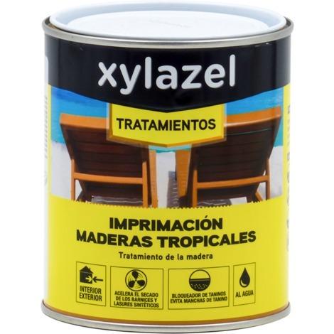 Imprimación Maderas Exóticas Xylazel 750 mL