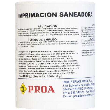 IMPRIMACIÓN SANEADORA