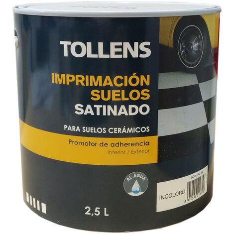IMPRIMACION SUELOS AGUA INCOLORA 2,5 ML