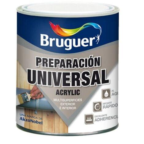 IMPRIMACION UNIVERSAL AGUA BRUGUER 250 ML