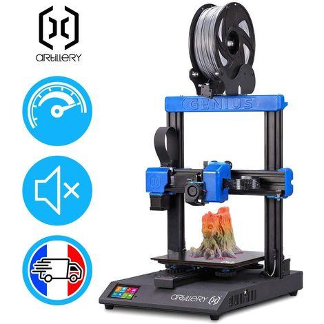 IMPRIMANTE 3D ARTILLERY GENIUS, 220x220x250, Haute qualité d'impression, Ultra rapide !