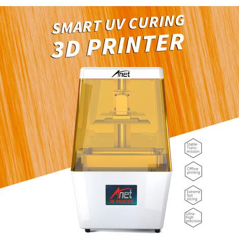 Imprimante 3D, Avec Ecran Tactile Couleur Intelligent Hd 2K De 3,5 Pouces