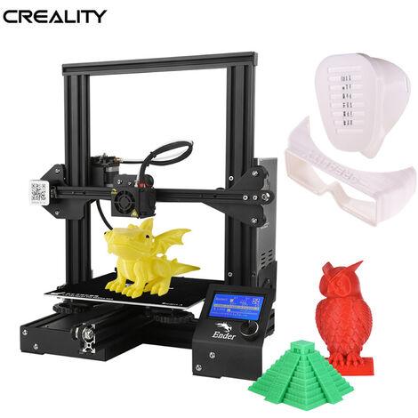 Imprimante 3D, Avec Fonction De Reprise D'Impression
