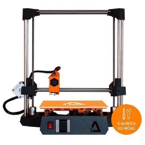 Imprimante 3D Dagoma - Volume d'impresion 200x200x200 mm - Vitesse d'impression 30 a 100 mm/s