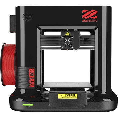Imprimante 3D XYZprinting da Vinci Mini W+ black 3FM3WXEU01B 1 pc(s)