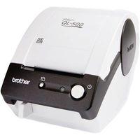 Imprimante à étiquettes Brother QL-500BW USB