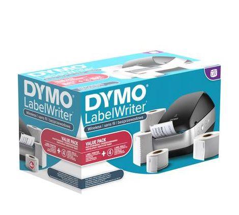 Imprimante à étiquettes DYMO Labelwriter Wireless Bundle USB, Wi-Fi