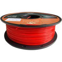 Imprimante à filament 3D 1kg PLA Imprimante à rouleau (bobine) de 1,75mm cartouche rouge