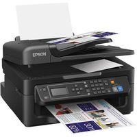 Imprimante à jet dencre multifonctions Epson WorkForce WF-2630WF C11CE36402 A4 imprimante, fax, photocopieur, scanner chargeur automatique de documen