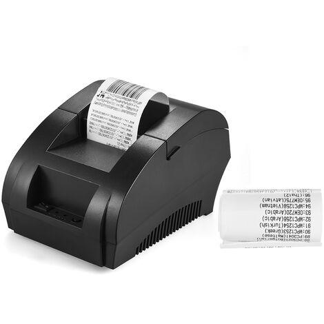 Imprimante De 58Mm Usb, Impression Au Detail De Restaurant De Tiroir-Caisse De Position