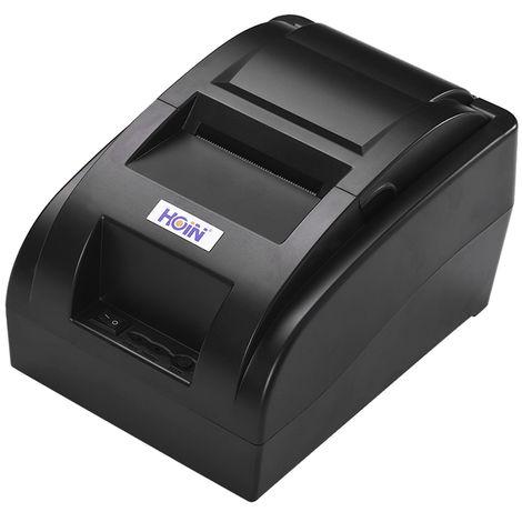Imprimante De Recus Thermique Usb 58 Mm, Compatible Avec Esc / Pos