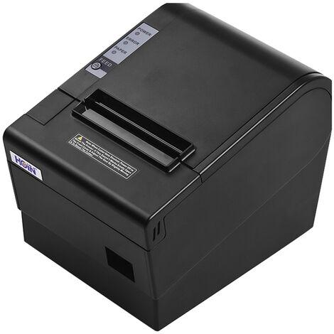 Imprimante De Recus Thermiques 80 Mm, Avec Coupeur Automatique, Interface Ethernet Usb
