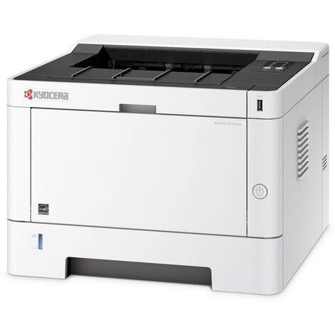 Imprimante laser monochrome A4 Kyocera ECOSYS P2235dw réseau, Wi-Fi, recto-verso