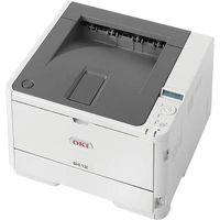 Imprimante laser monochrome A4 OKI B412dn recto-verso, réseau