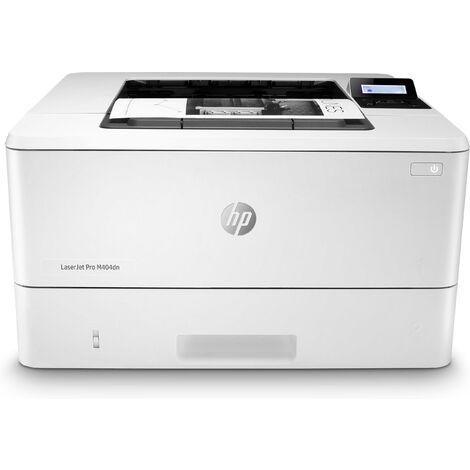 Imprimante laserjet pro m404dn blanco et noir hp