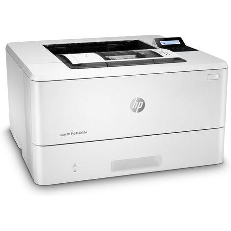 Imprimante laserjet pro m404dw blanco et noir hp