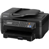 Imprimante multifonction à jet dencreEpson WorkForce WF-2750DWF A4 imprimante, scanner, photocopieur, fax Wi-Fi, recto-verso, chargeur automatique de
