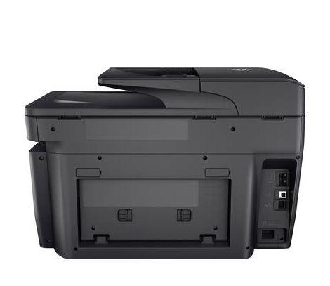 Imprimante multifonction à jet dencreHP OfficeJet Pro 8725 e-All-in-One A4 imprimante, scanner, photocopieur, fax réseau, Wi-Fi, NFC, recto-verso, c
