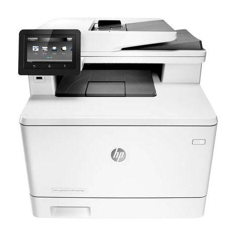 Imprimante multifonction couleur laser A4 HP Color LaserJet Pro MFP M477fdn