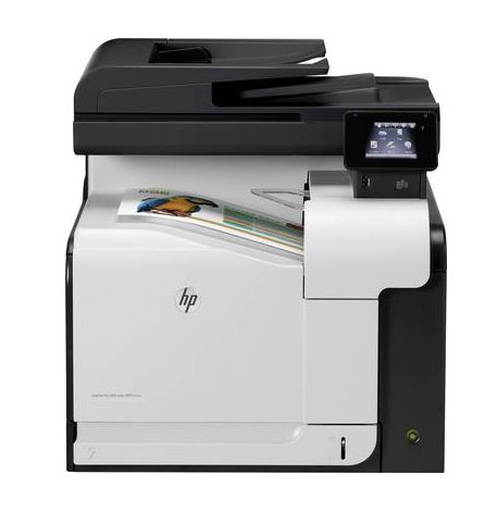 Imprimante multifonction couleur laser A4 HP LaserJet Pro 500 Color MFP M570dw